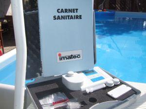 Notre d marche qualit pour respecter les normes for Carnet sanitaire piscine